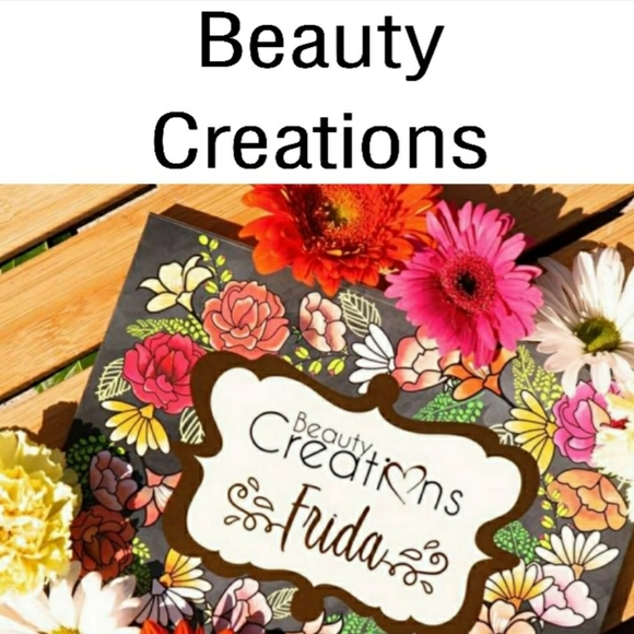 Beauty Creations Other - Frida 35 Color Pro Beauty Creations Eyeshadow Pale